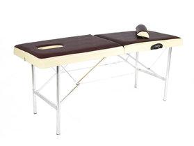 Эконом 70/70+ (14) складной массажный стол с отв. для лица