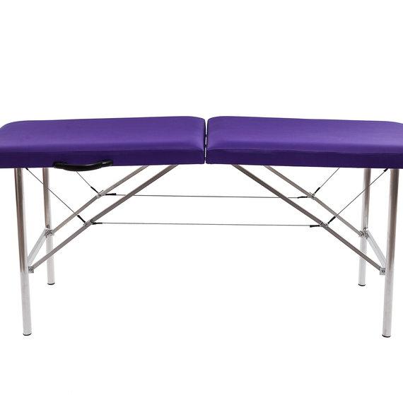 Эконом 70/70 (11) Складной массажный стол, без отв. для лица
