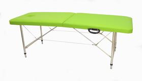 Мастер 70+ Складной массажный стол  с регулировкой высоты и отверстием для лица