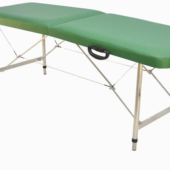 Мастер 60 Складной массажный стол срегулировкой высоты и без отверстия для лица