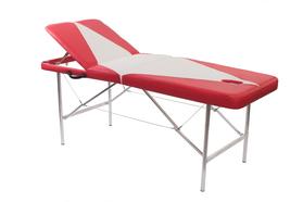 Профи 60/70 Складной массажный стол, с подъемной спинкой и вырезом для лица