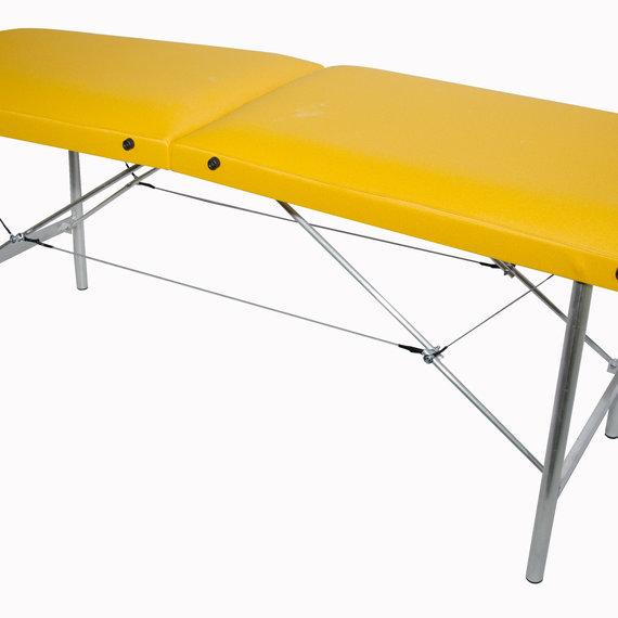 Эконом 60/70 Складной массажный стол без отверстия для лица