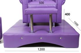 Подиум для Трон-кресла с подставкой для ног