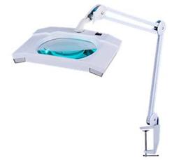 Лампа-лупа 9002LED  со светодиодной подсветкой